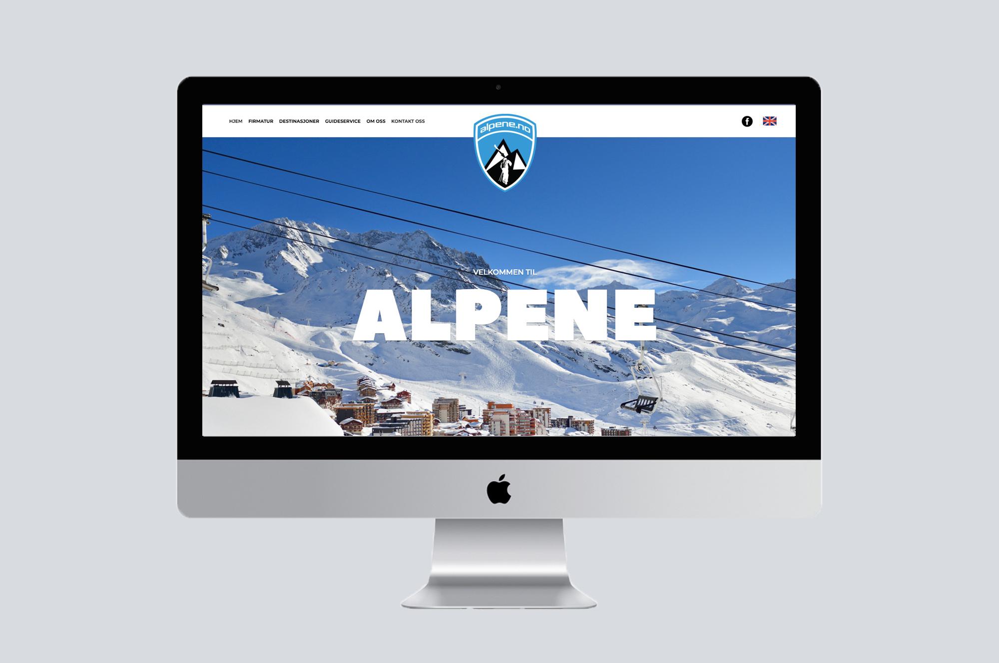 Websider Alpene