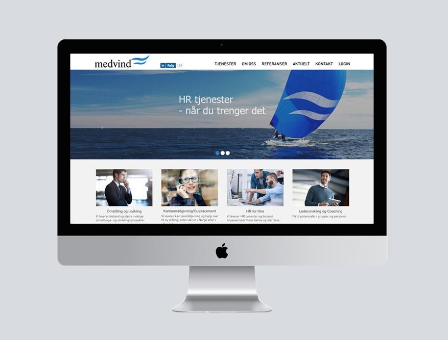 Websider Medvind Personal